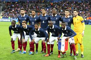 pronostic Euro 2016 Equipe de France