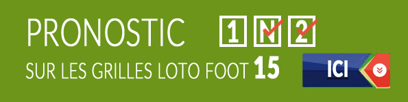 pronostic loto foot 7